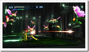 Metroid: Other M - screenshot