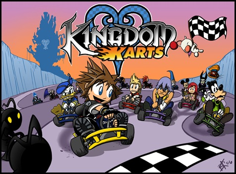 Kingdom Karts by brandokay