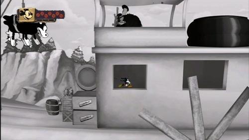 Epic Mickey - screenshot