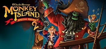 Monkey Island 2 Special Edition: LeChuck's Revenge - Steam header