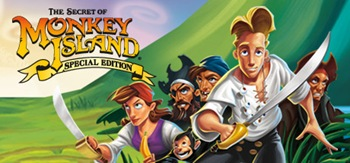 The Secret of Monkey Island: Special Edition - steam header