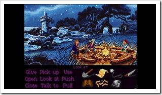 Monkey Island 2 - screenshot