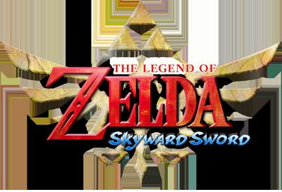 The Legend of Zelda: Skyward Sword - logo