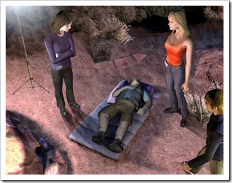 CSI: 3 Dimensions of Murder - screenshot