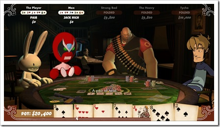 Poker Night at the Inventory - screenshot