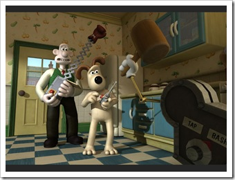 Wallace & Gromit's Grand Adventures - screenshot
