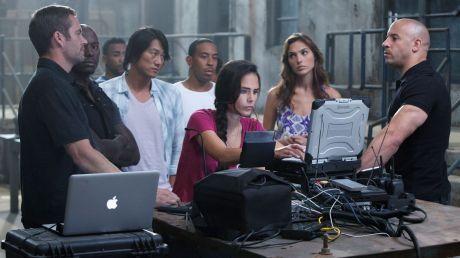 Il Cast di Fast Five