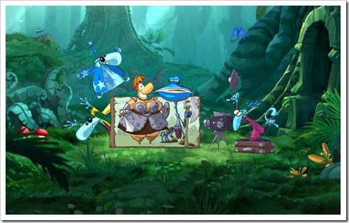 I checkpoint di Rayman Origins