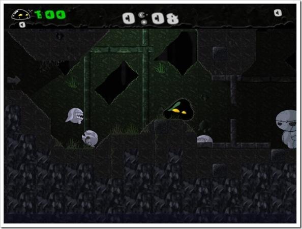 Gish - screenshot 1