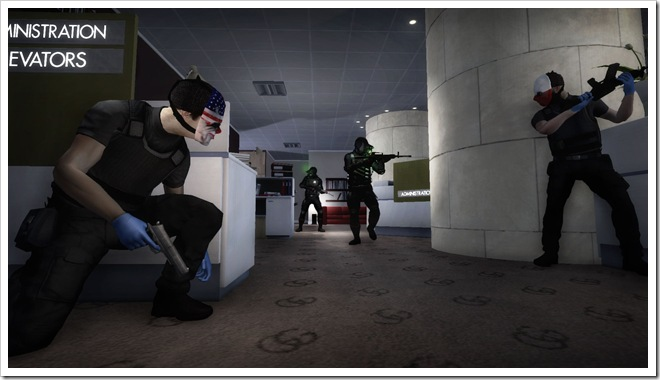 Payday: The Heist - screenshot
