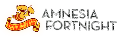 Amnesia Fortnight logo