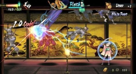 muramasa battle screen