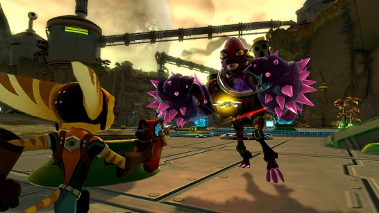 Ratche Clank Q-Force screen 2