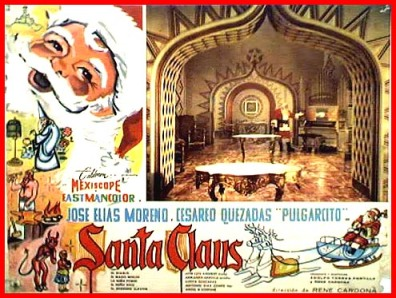 santa claus mexican movie