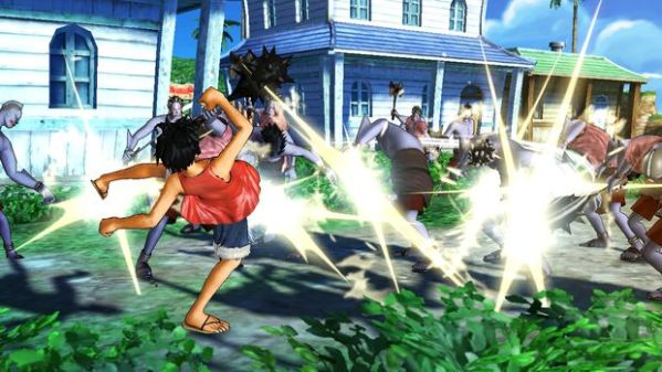 One piece pirate warriors coco village