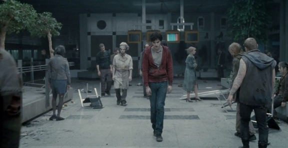 warm bodies routine