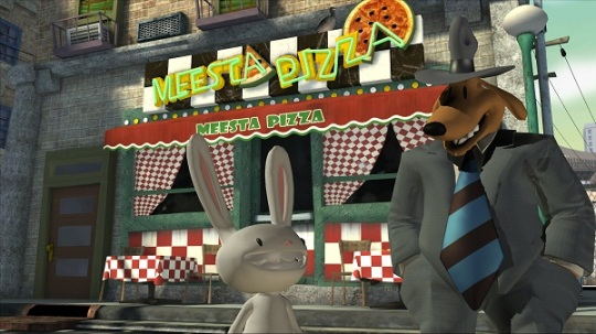 Sam & Max the devil's playhouse meesta