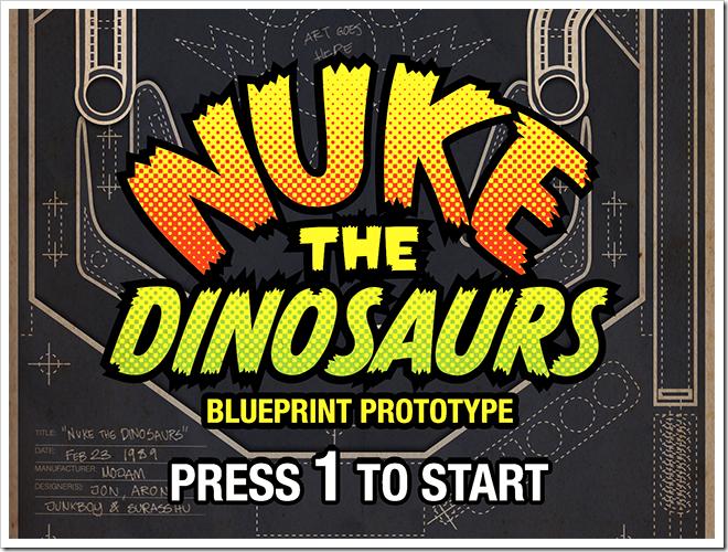 Nuke the Dinosaurs