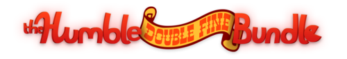 The Humble Double Fine Bundle - logo