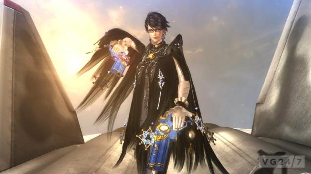 Nuova capigliatura, nuovo costume, ma non fatevi ingannare, è sempre Bayonetta. :)