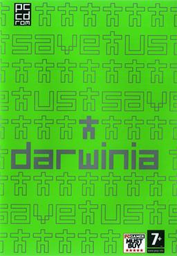 Darwinia pc cover