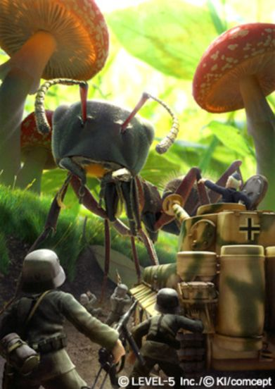 Bugs Vs Tank