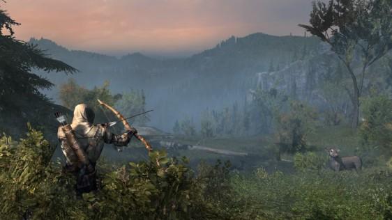 assassin's creed 3 hunting