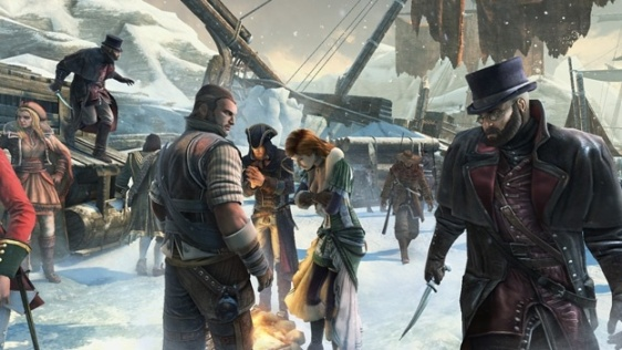 assassin's creed 3 multiplayer