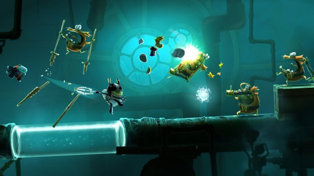 rayman legends 20000 lums under the sea