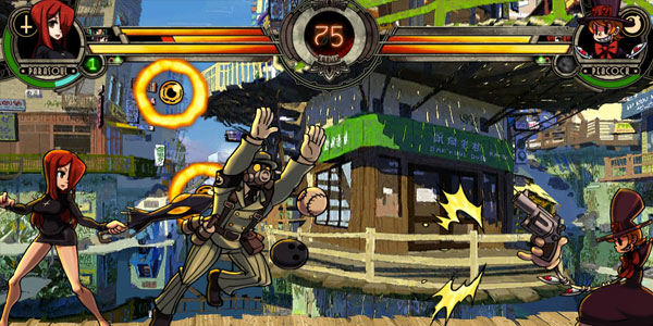 skullgirls psn xbla pc