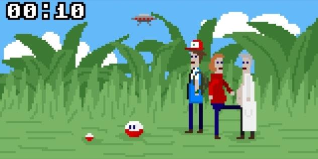 mc pixel pokemanz
