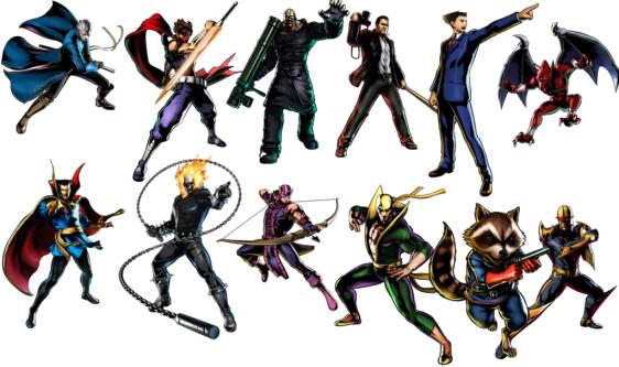 Una versione ultimate.... che molto ultimate non è, visto che non sono manco inclusi i personaggi DLC della versione precedente.
