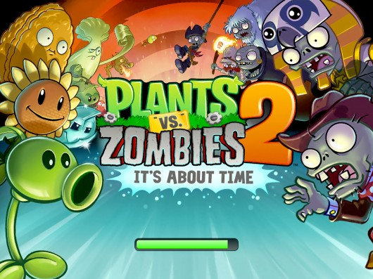 plants vs zombies 2 it's about frigging time