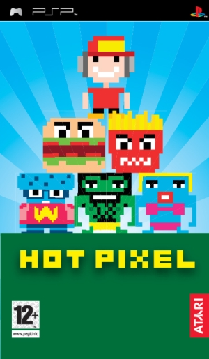 Hot Pixe cover