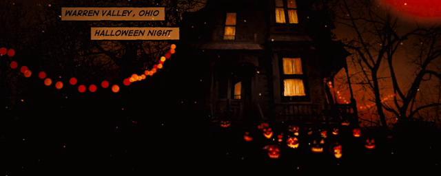 trick r treat halloween