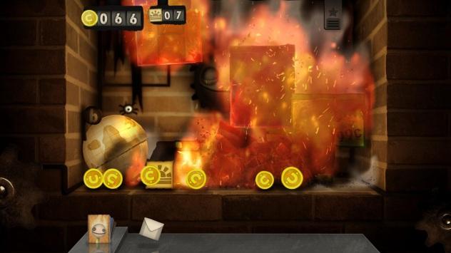 Little Inferno fireplace