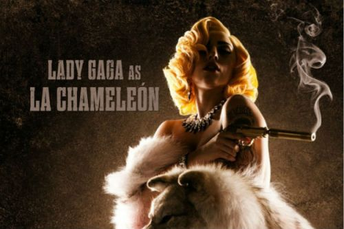 Machete Kills gaga, believe it or not