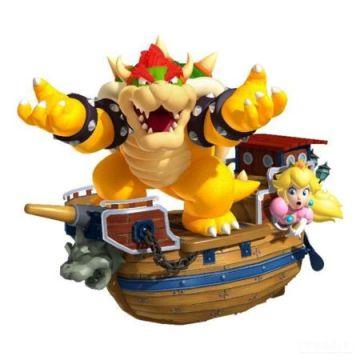 Super Mario 3D Land bowser
