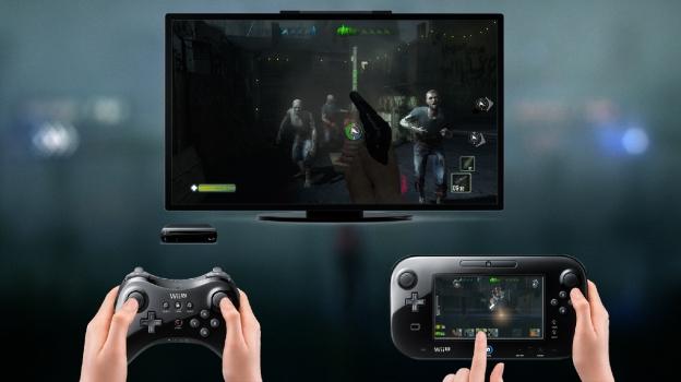 Esempio di come funziona la modalità multigiocatore Re degli Zombie.
