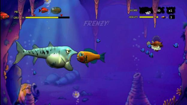 feeding frenzy xbla screen