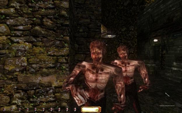 Cari vecchi zombi, cosa faremmo senza di loro? :D