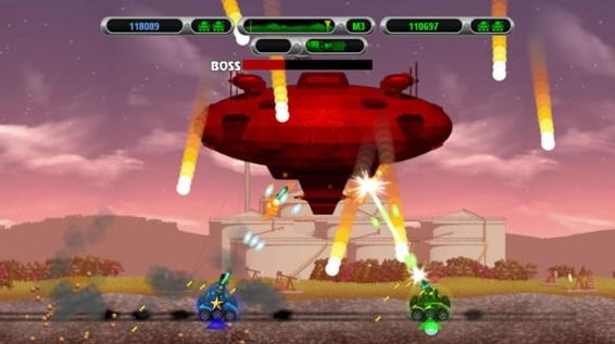 heavy weapon xbla co-op