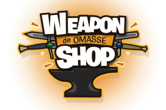 Weapon shop de omasse logo