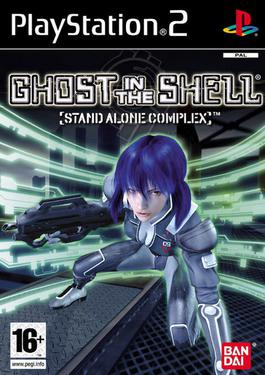 Ghost In The Shell Stand Alone Complex PS2