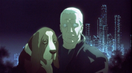 Ghost In The Shell 2: Innocence batou e cane :3