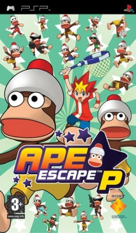 Ape Escape P cover
