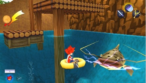 Ape Escape P screenshot
