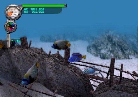everblue ps2 screenshot