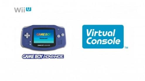 Wii U Virtual Console GBA