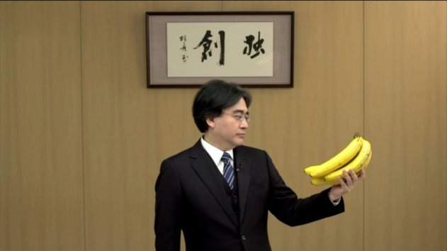 satoru iwata banane